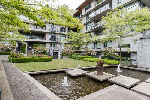 iona-waterfountain at 506 - 6063 Iona Drive, University VW, Vancouver West