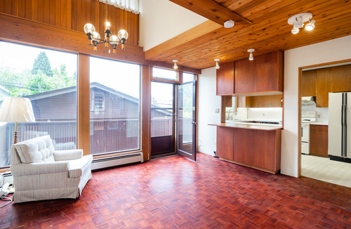 5 at 4615 West 7th Street, Point Grey, Vancouver West