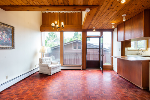 7-back-room at 4615 West 7th Street, Point Grey, Vancouver West