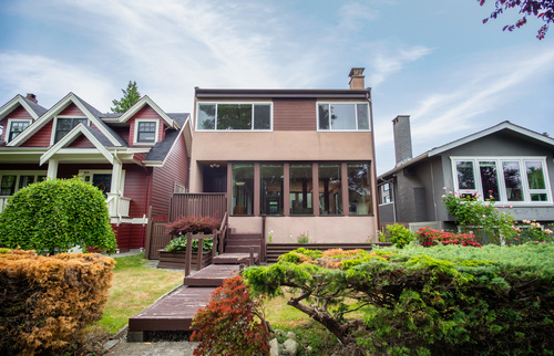 7-front at 4615 West 7th Street, Point Grey, Vancouver West