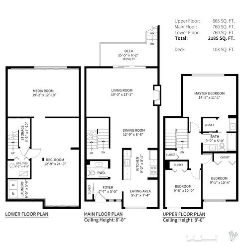 floorplan-6894 at 6894 -  Beechcliffe Drive, Montecito, Burnaby North