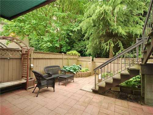 patio-6894 at 6894 -  Beechcliffe Drive, Montecito, Burnaby North