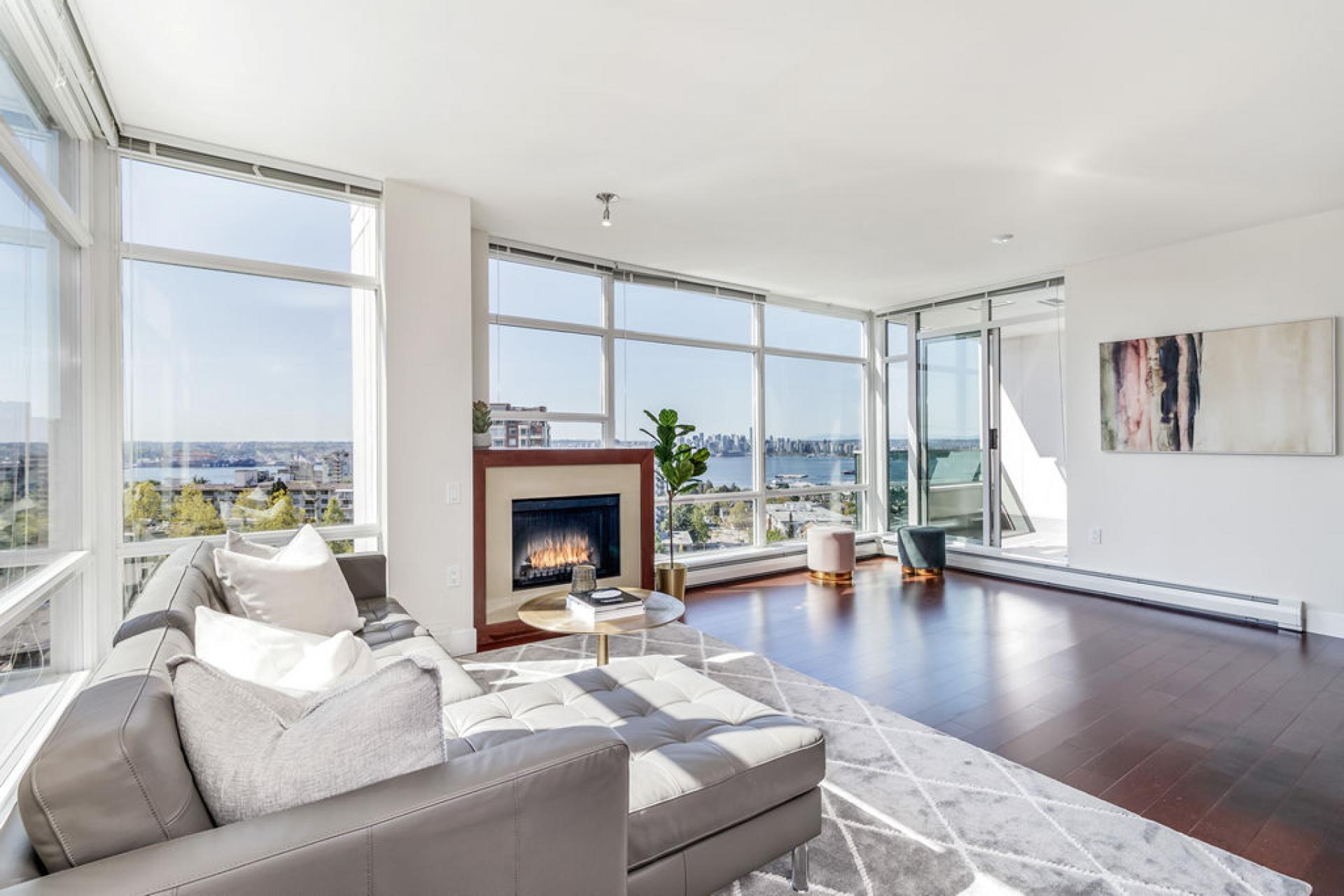 1004 - 158 W 13th Street, Central Lonsdale, North Vancouver