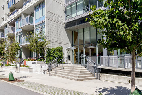 b100-entrance at 503 - 111 E 1st Street, Mount Pleasant VE, Vancouver East