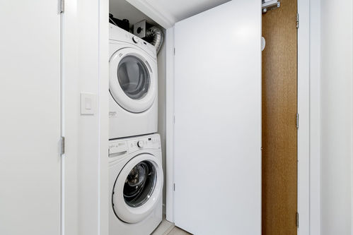 b100-laundry at 503 - 111 E 1st Street, Mount Pleasant VE, Vancouver East