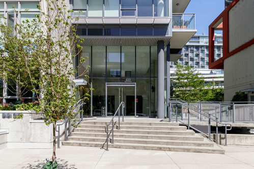 b100-steps at 503 - 111 E 1st Street, Mount Pleasant VE, Vancouver East