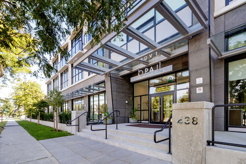 opal-exterior at 371 - 438 West King Edward, Cambie, Vancouver West