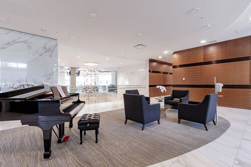 opal-foyer at 371 - 438 West King Edward, Cambie, Vancouver West