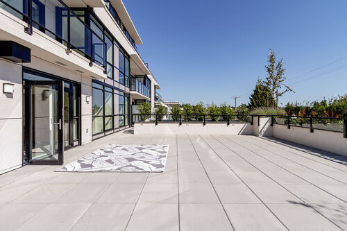 opal-patio-2 at 371 - 438 West King Edward, Cambie, Vancouver West