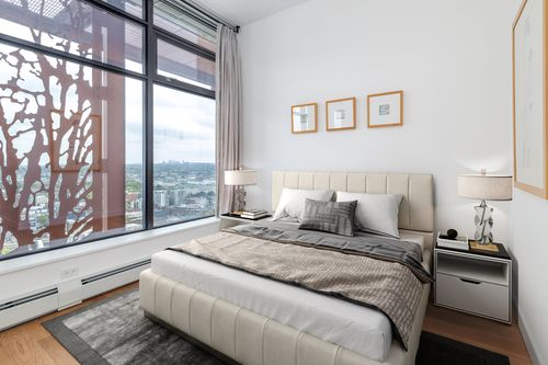 bed-1 at 4104 - 128 W Cordova, Downtown VW, Vancouver West