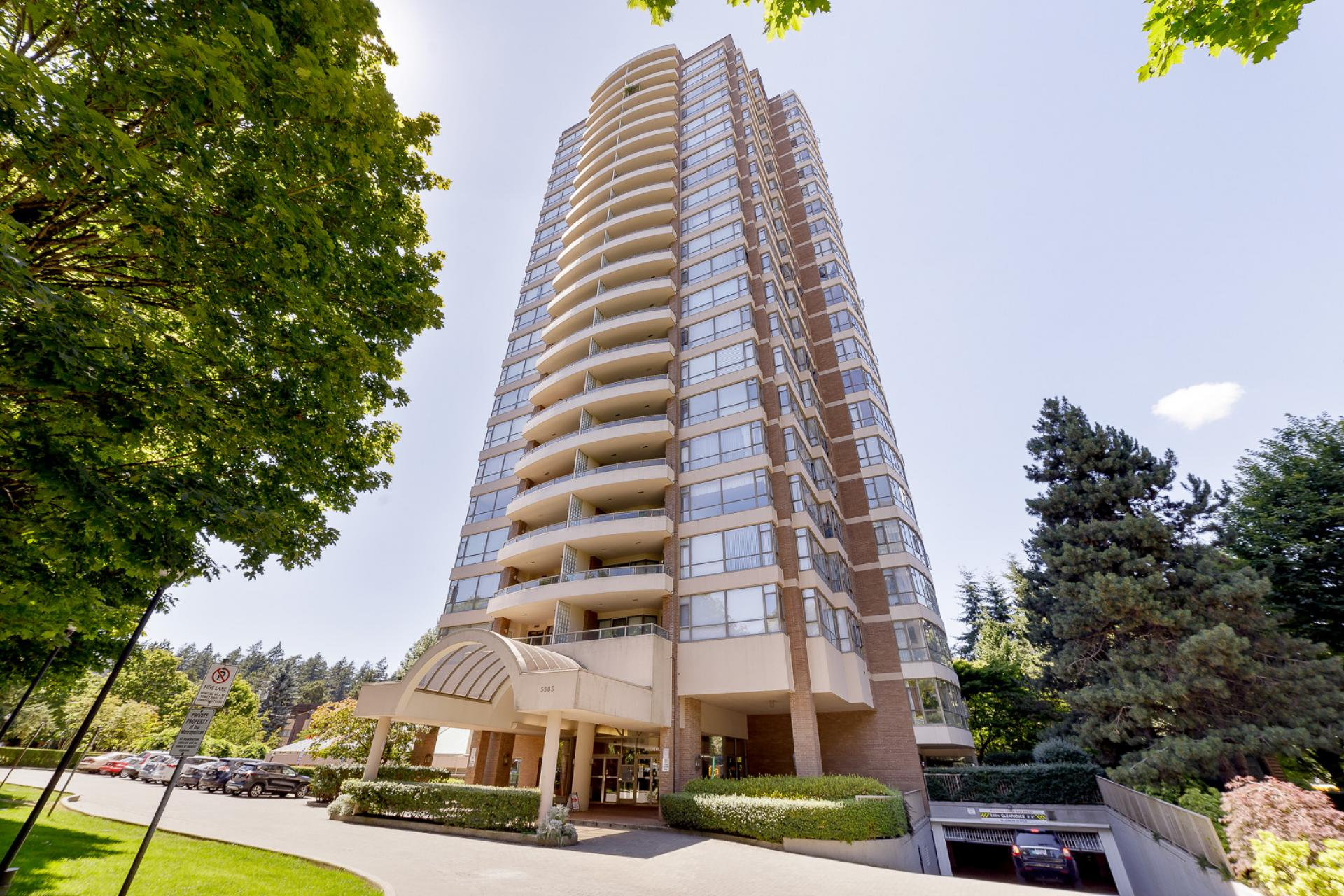 1005 - 5885 Olive Street, Central Park BS, Burnaby South