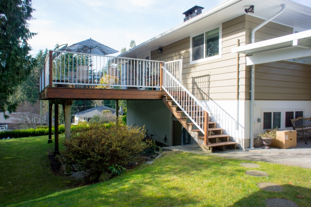 8 at 583 Dolores Place, Upper Delbrook, North Vancouver