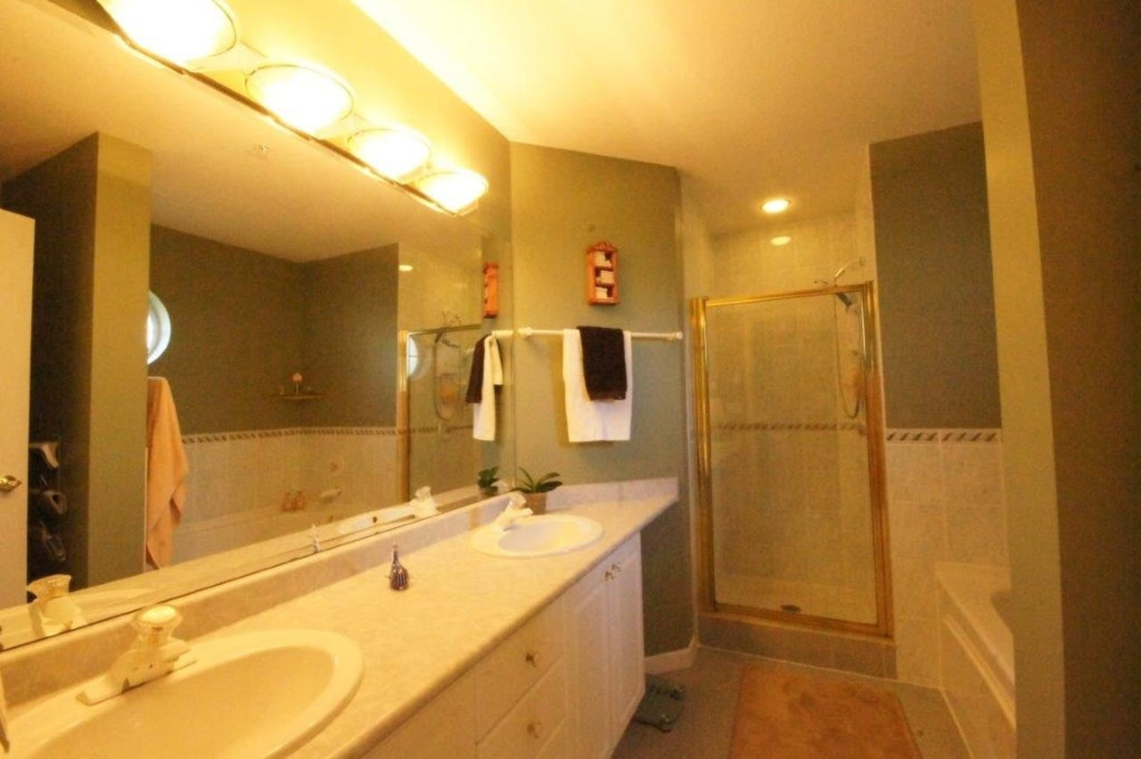 6-251 east 11th North Vancouver Master Bath- at 6 - 251 East 11th Street, Central Lonsdale, North Vancouver