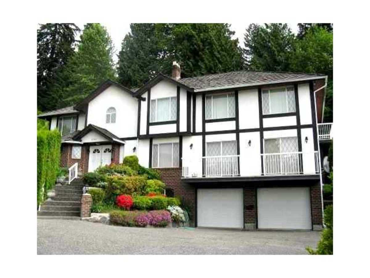 Westhill front at 2362 Westhill Drive, Westhill, West Vancouver