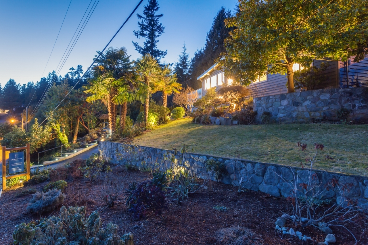 North Shore Top Realtor Jacob Strigan at 4741 Rutland Road, Caulfeild, West Vancouver