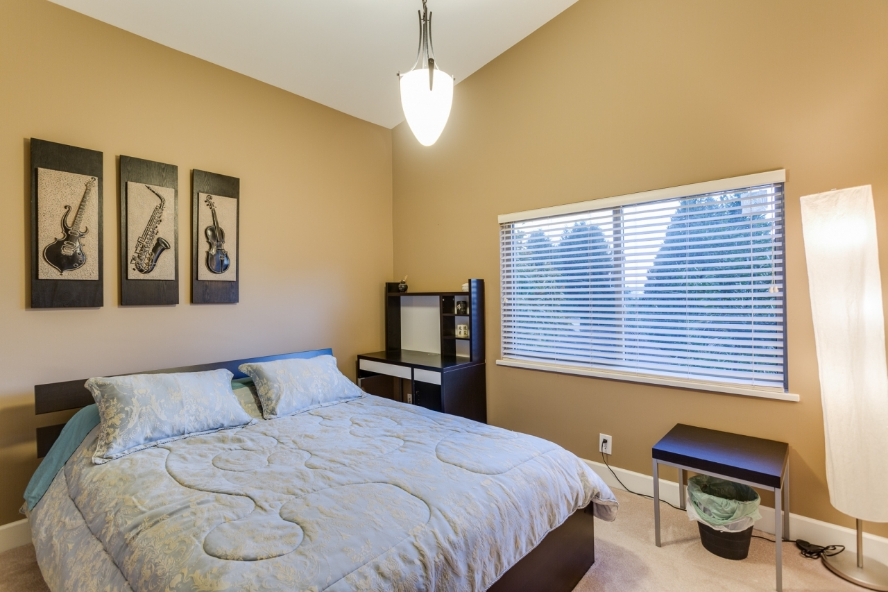 Bedroom 1 at 4741 Rutland Road, Caulfeild, West Vancouver