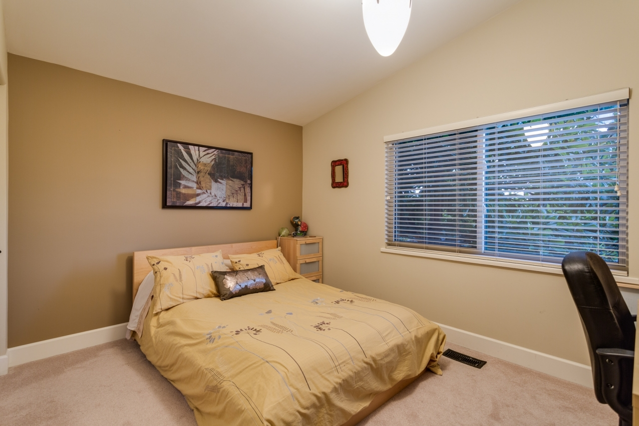 Bedroom 2 at 4741 Rutland Road, Caulfeild, West Vancouver
