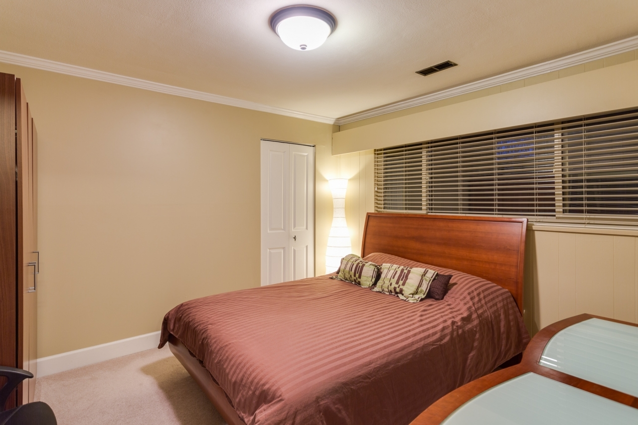 Bedroom 3  at 4741 Rutland Road, Caulfeild, West Vancouver