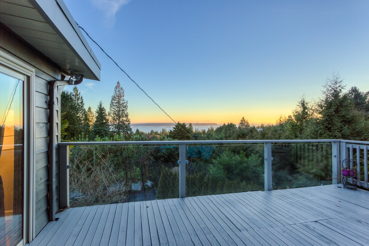 Deck 1 at 4741 Rutland Road, Caulfeild, West Vancouver