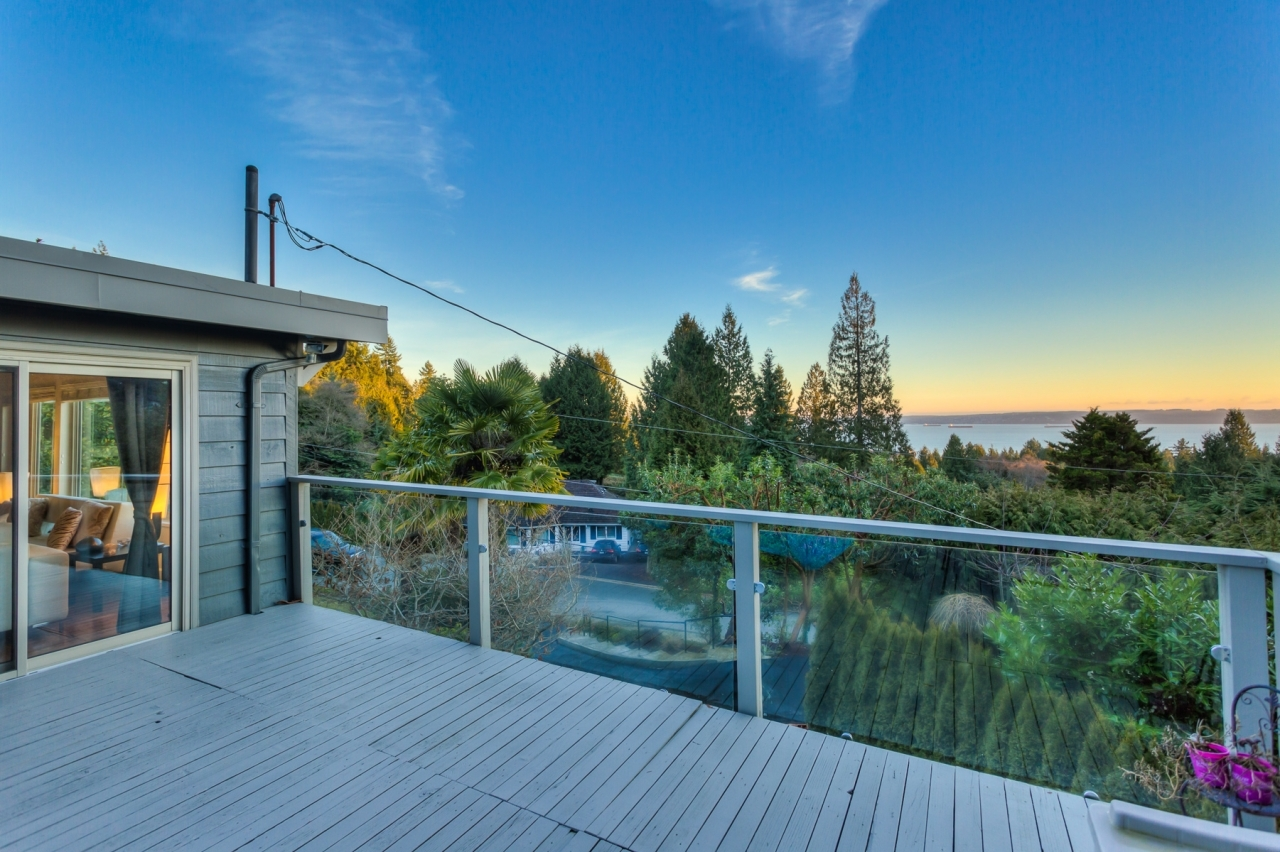 Deck 2 at 4741 Rutland Road, Caulfeild, West Vancouver