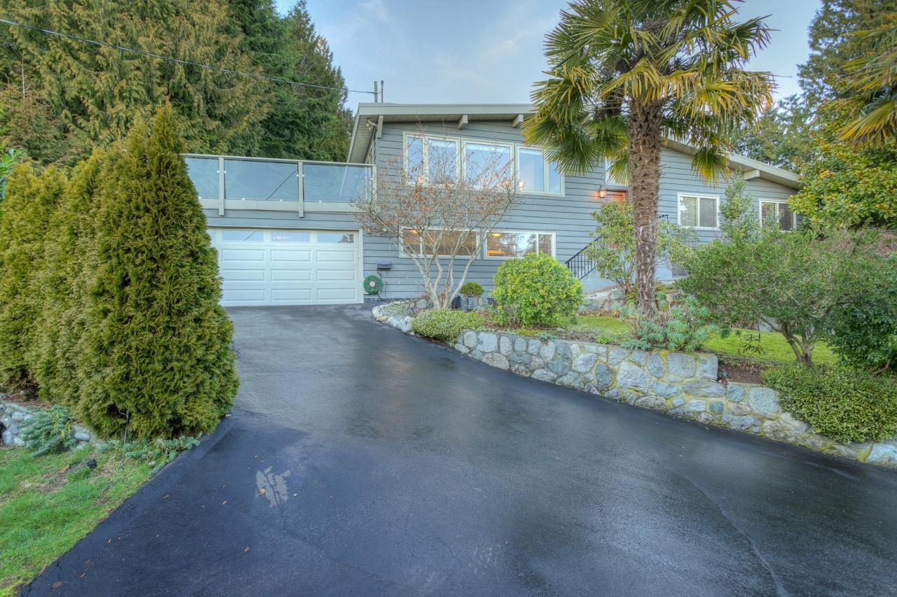 Front 1 at 4741 Rutland Road, Caulfeild, West Vancouver