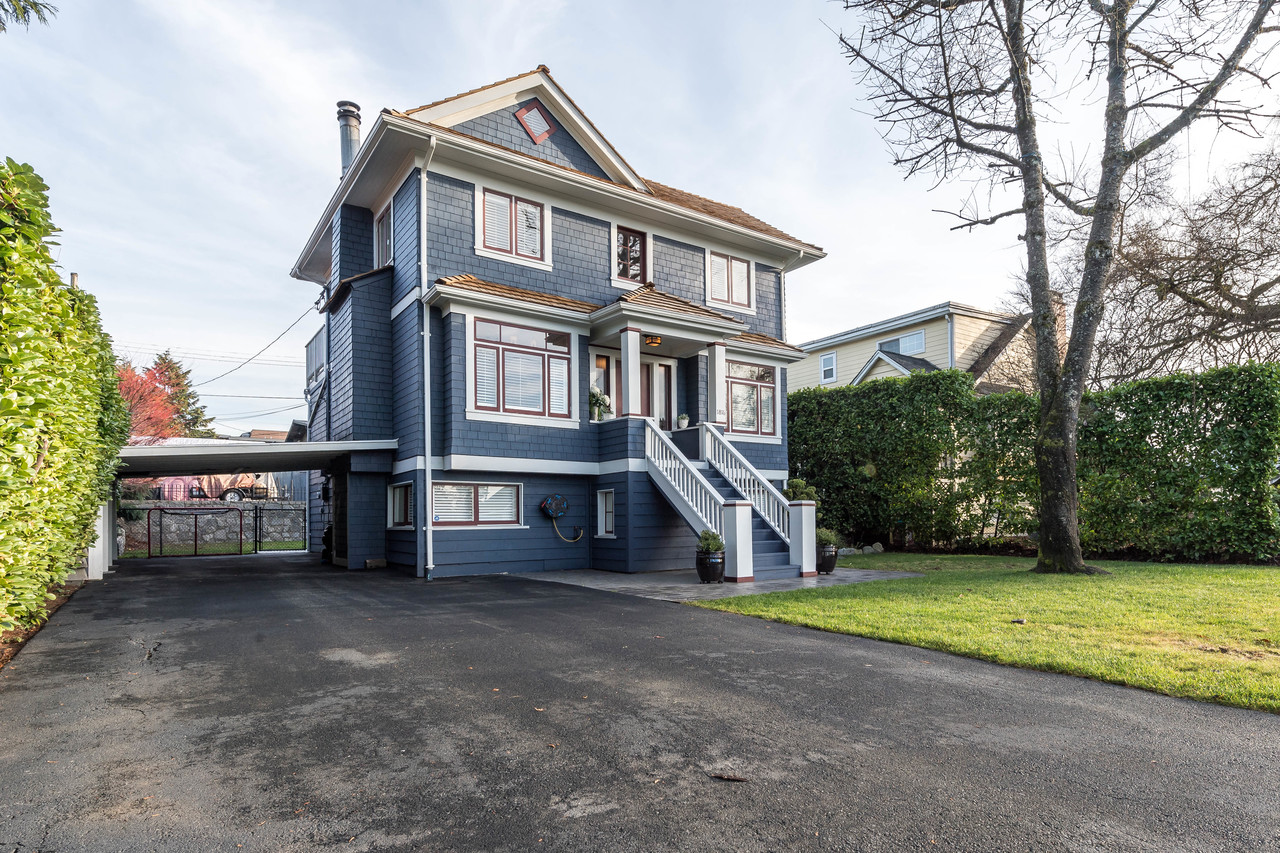 1816 mahon ave front at 1816 Mahon Avenue, Central Lonsdale, North Vancouver