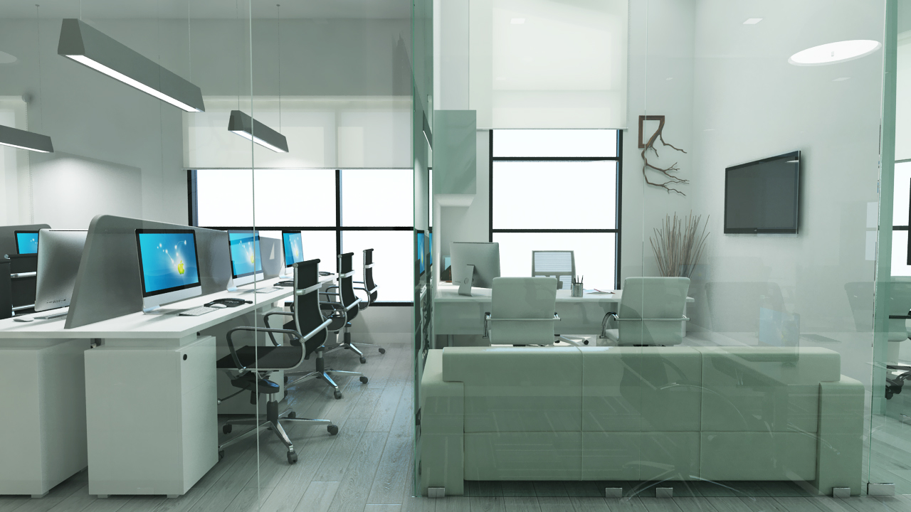 office-workstation at 5160 Dublin Way, Nanaimo