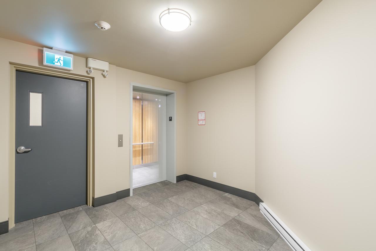 underground-parking-elevator2 at 5160 Dublin Way, Nanaimo