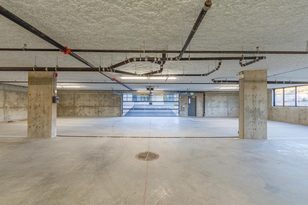underground-parking at 5160 Dublin Way, Nanaimo