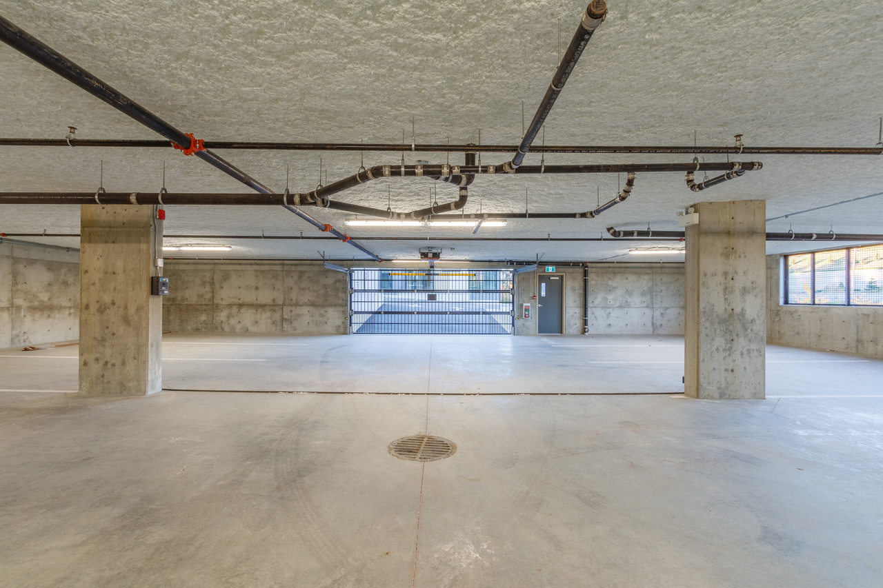 underground-parking at 103 - 5160 Dublin Way, Nanaimo