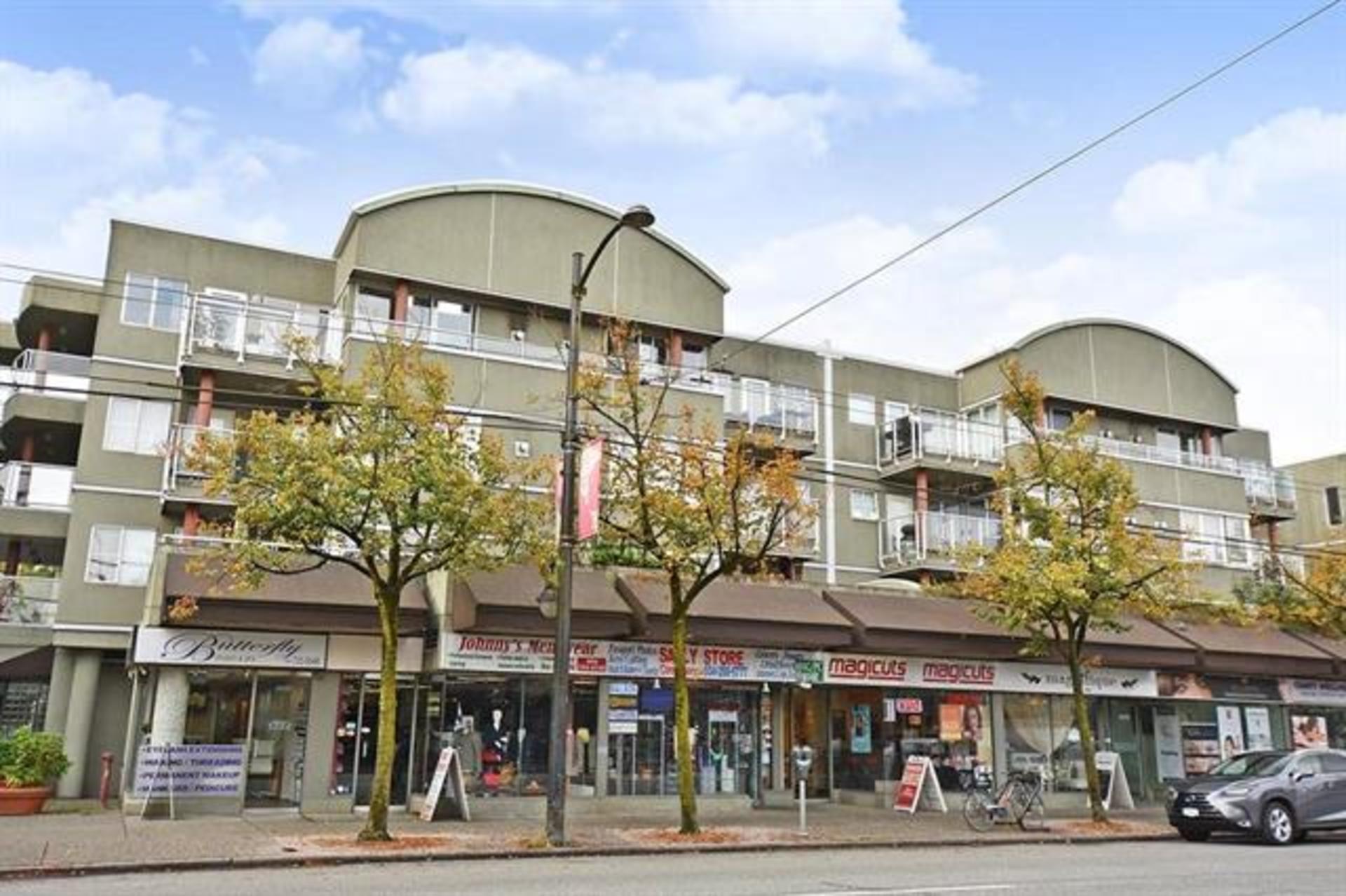 219 - 3250 W Broadway, Kitsilano, Vancouver West