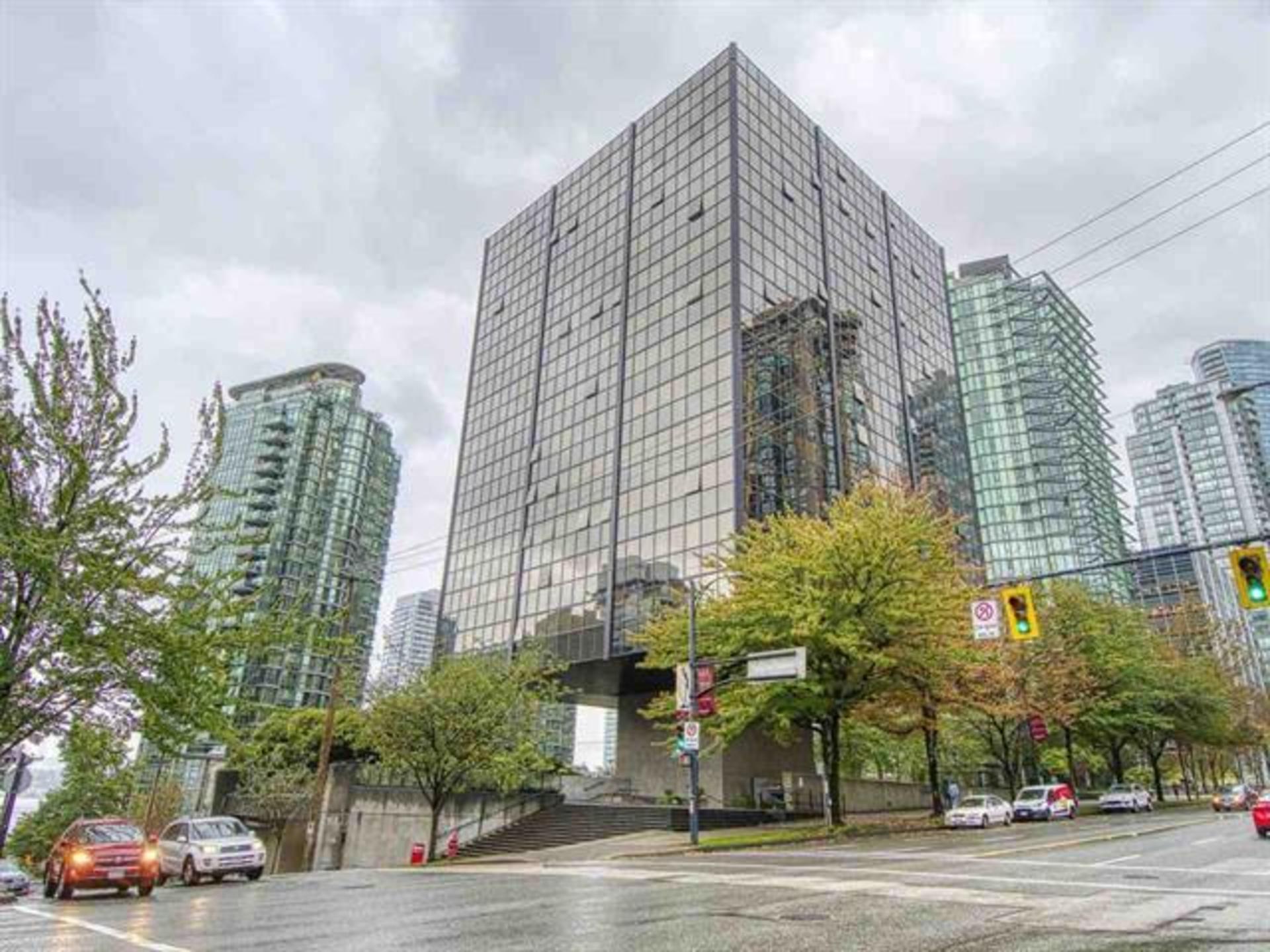 511 - 1333 W Georgia Street, Coal Harbour, Vancouver West