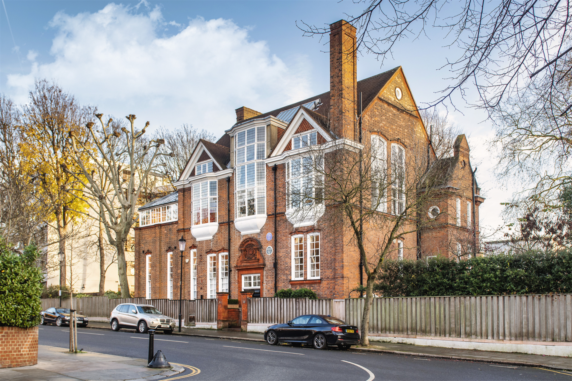 Melbury Road -  London, W14 England,