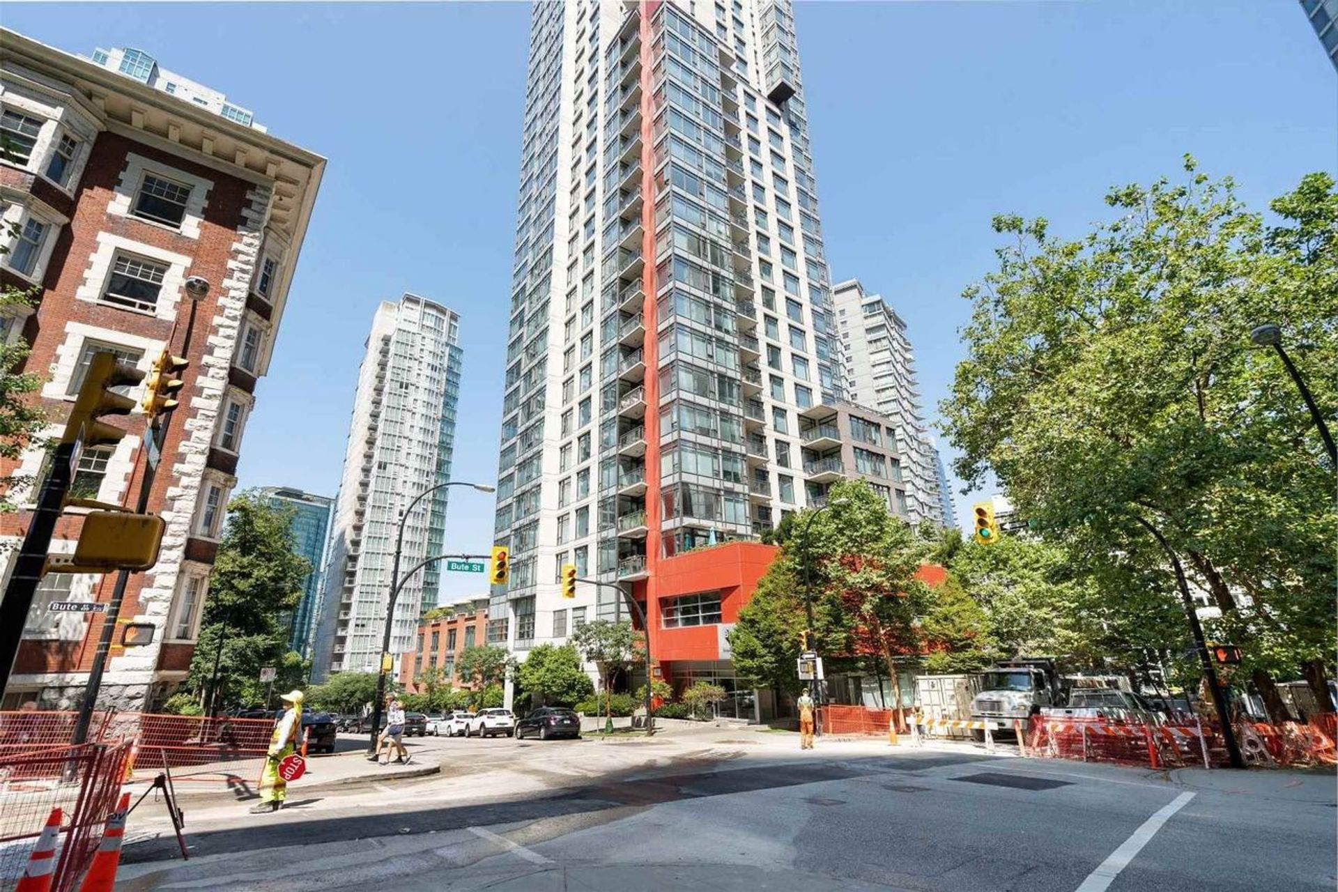 807 - 1211 Melville Street, Coal Harbour, Vancouver West