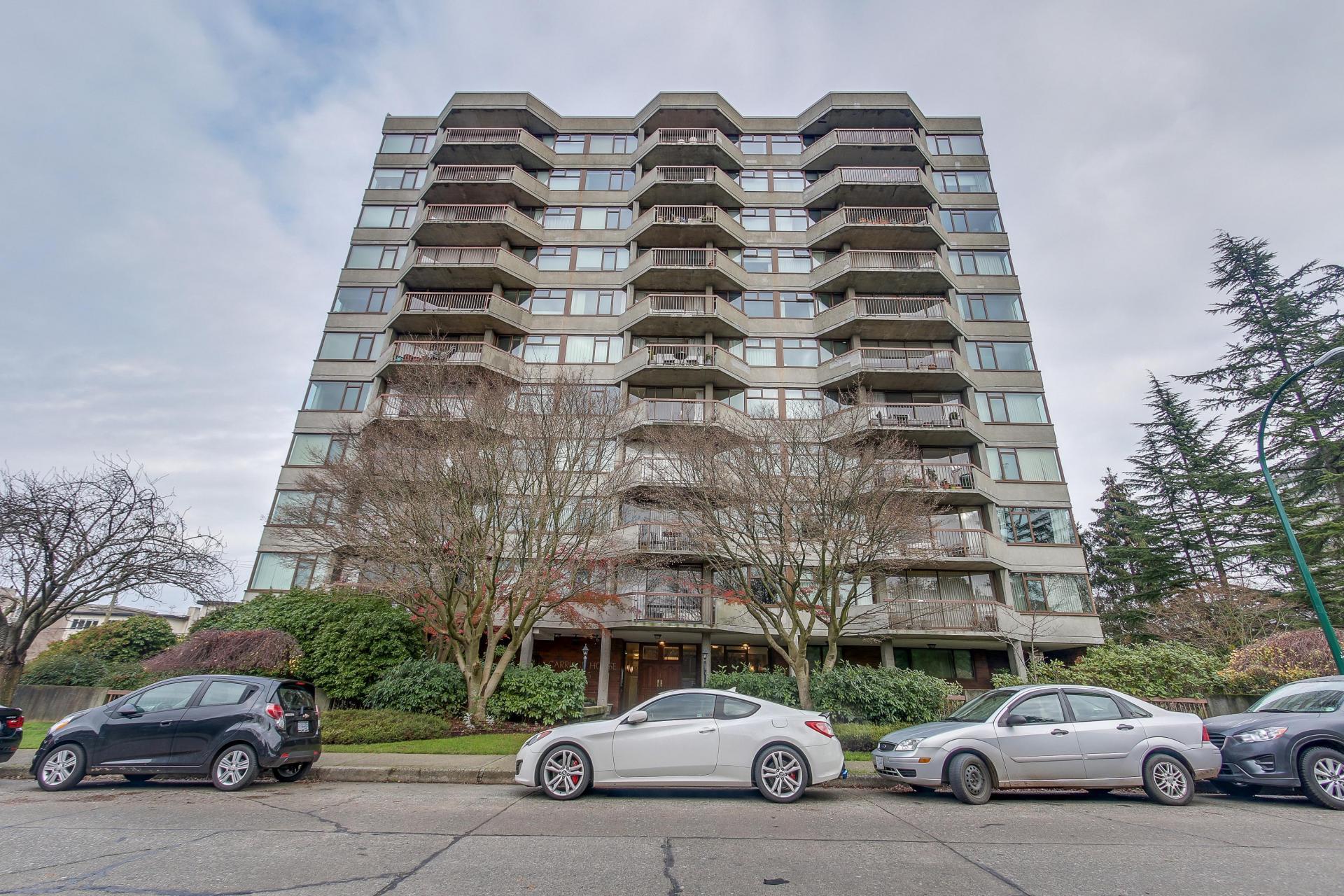 102 - 2445 W 3rd Avenue, Kitsilano, Vancouver West