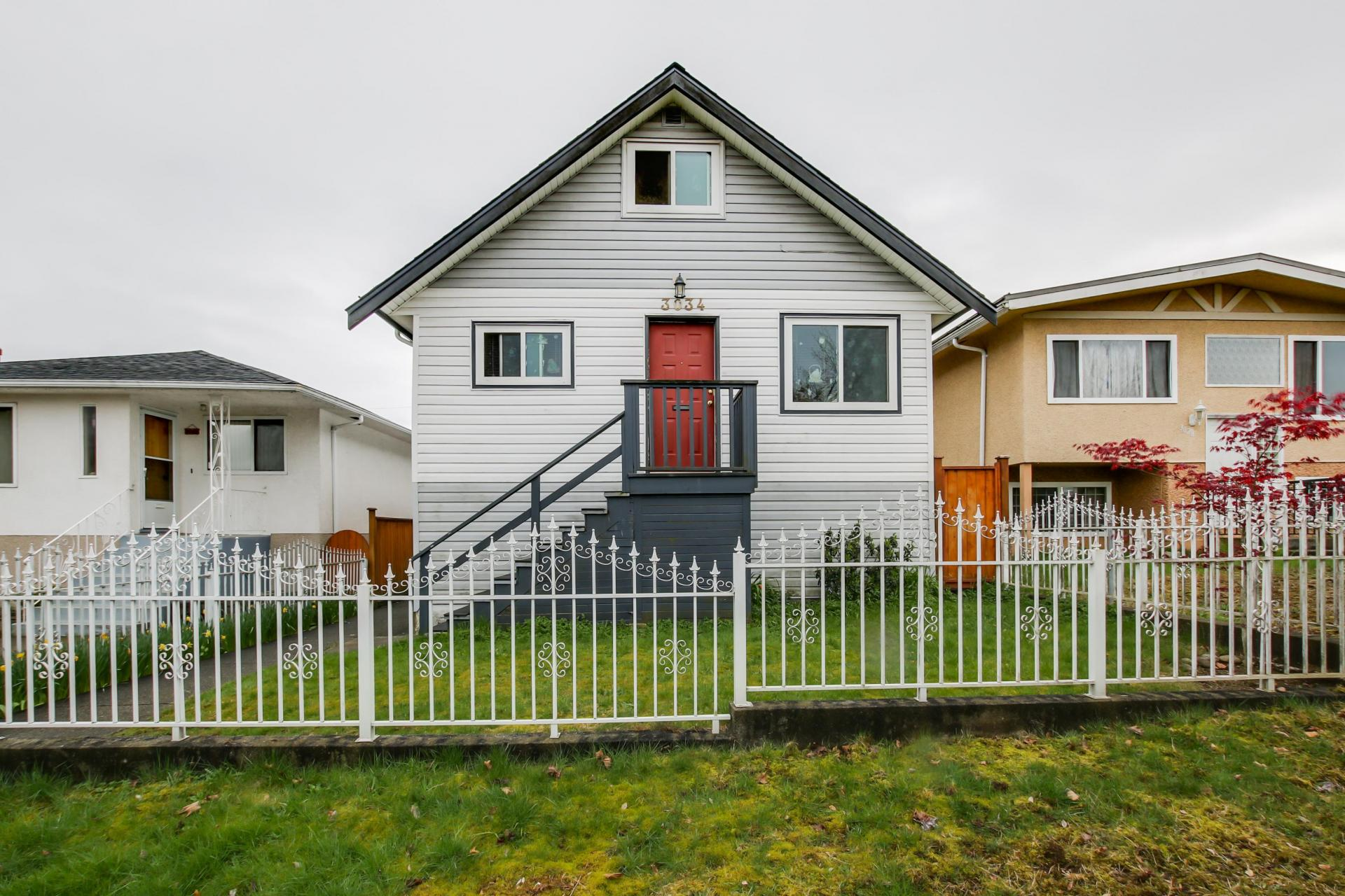 3034 Graveley Street, Renfrew VE, Vancouver East