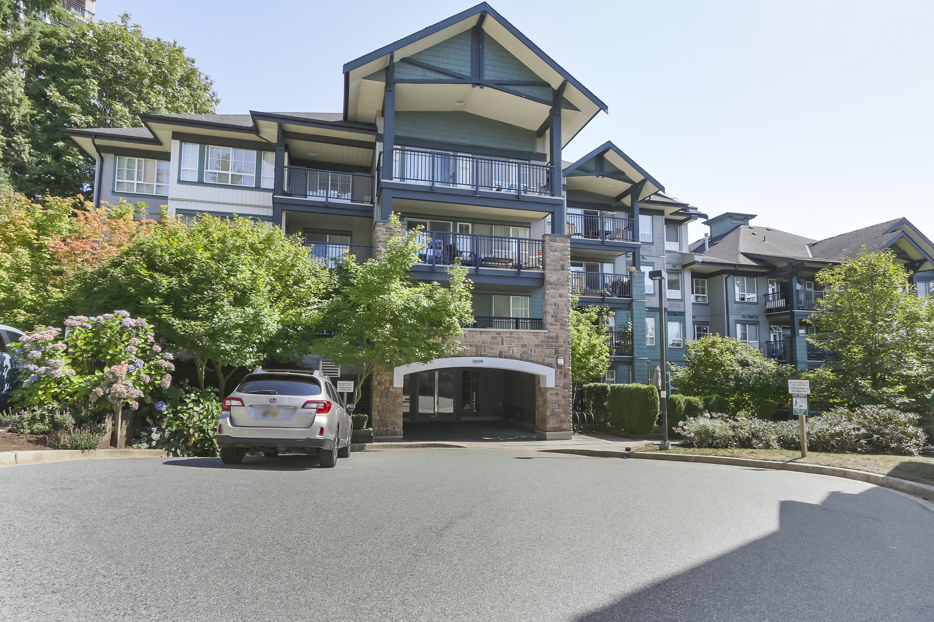 308 - 9098 Halston Court, Government Road, Burnaby North
