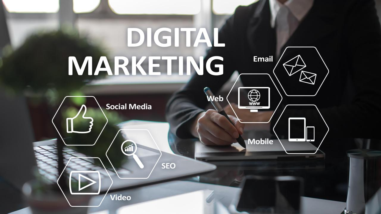 SOPHISTICATED DIGITAL MARKETING