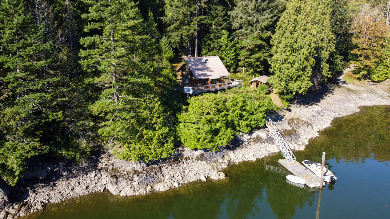Lot 8 Daisy Bay Estates, Gambier Island, Islands-Van. & Gulf