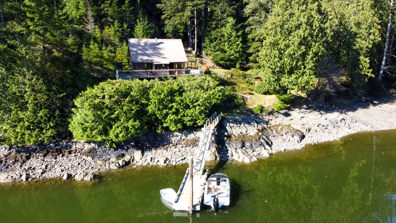 dji_0400 at Lot 8 Daisy Bay Estates, Gambier Island, Islands-Van. & Gulf