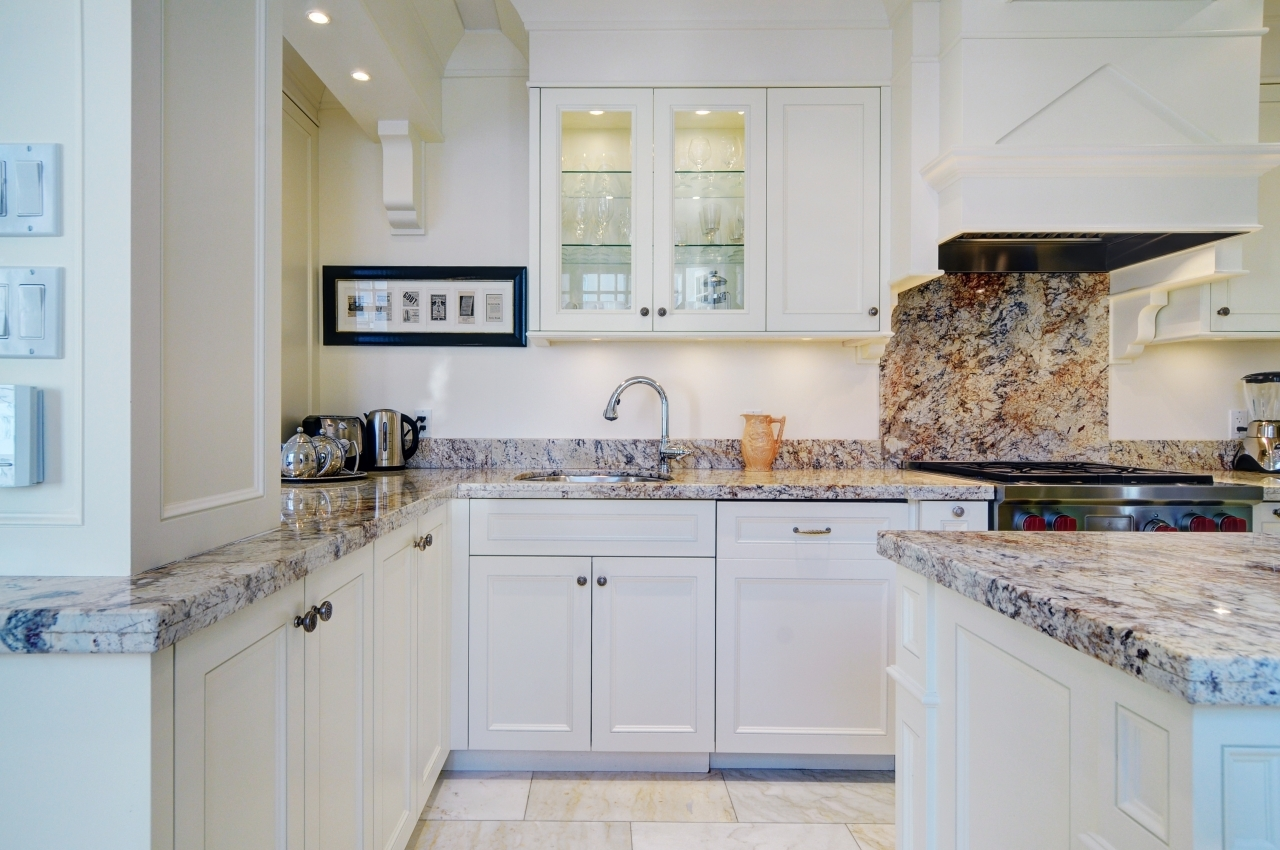 Spacious luxury kitchen for downsizes at #50 - 1386 Nicola Street, West End VW, Vancouver West
