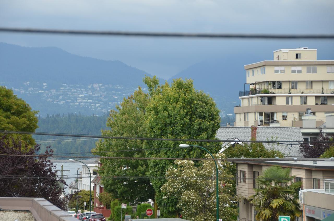 North shore views at 302 - 2091 Vine Street, Kitsilano, Vancouver West