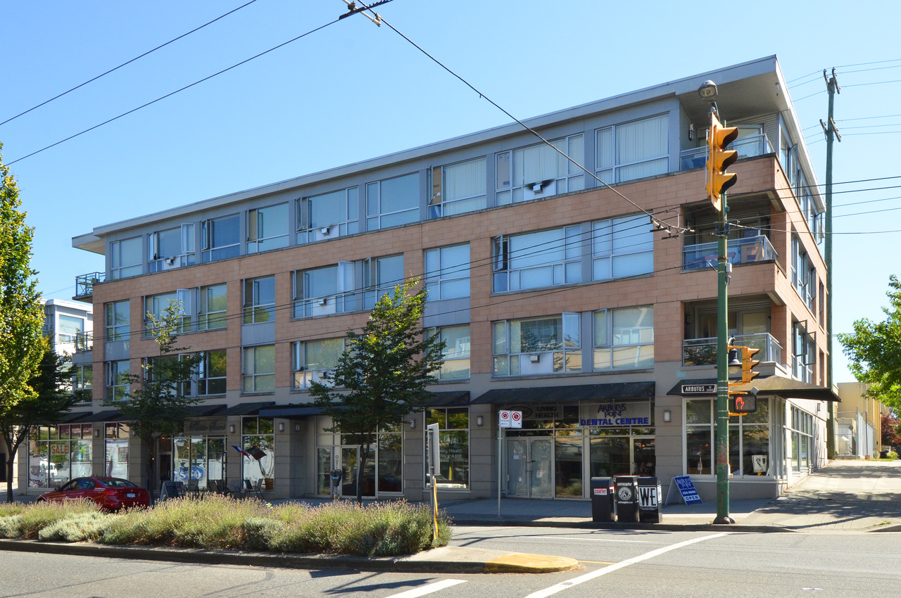 0 at 206 - 2680 Arbutus Street, Kitsilano, Vancouver West