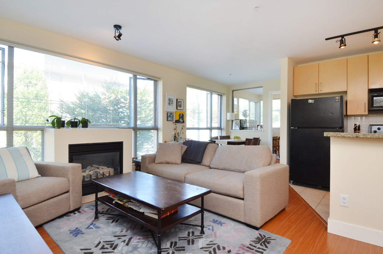 1 at 206 - 2680 Arbutus Street, Kitsilano, Vancouver West