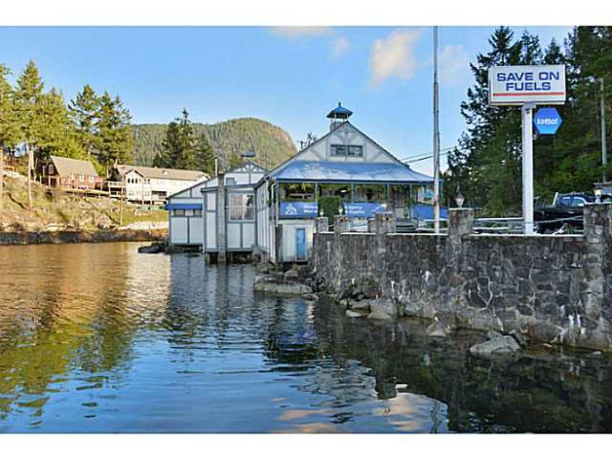 Only Fuel in Pender Harbour at 4907 Pool Road, Pender Harbour Egmont, Sunshine Coast