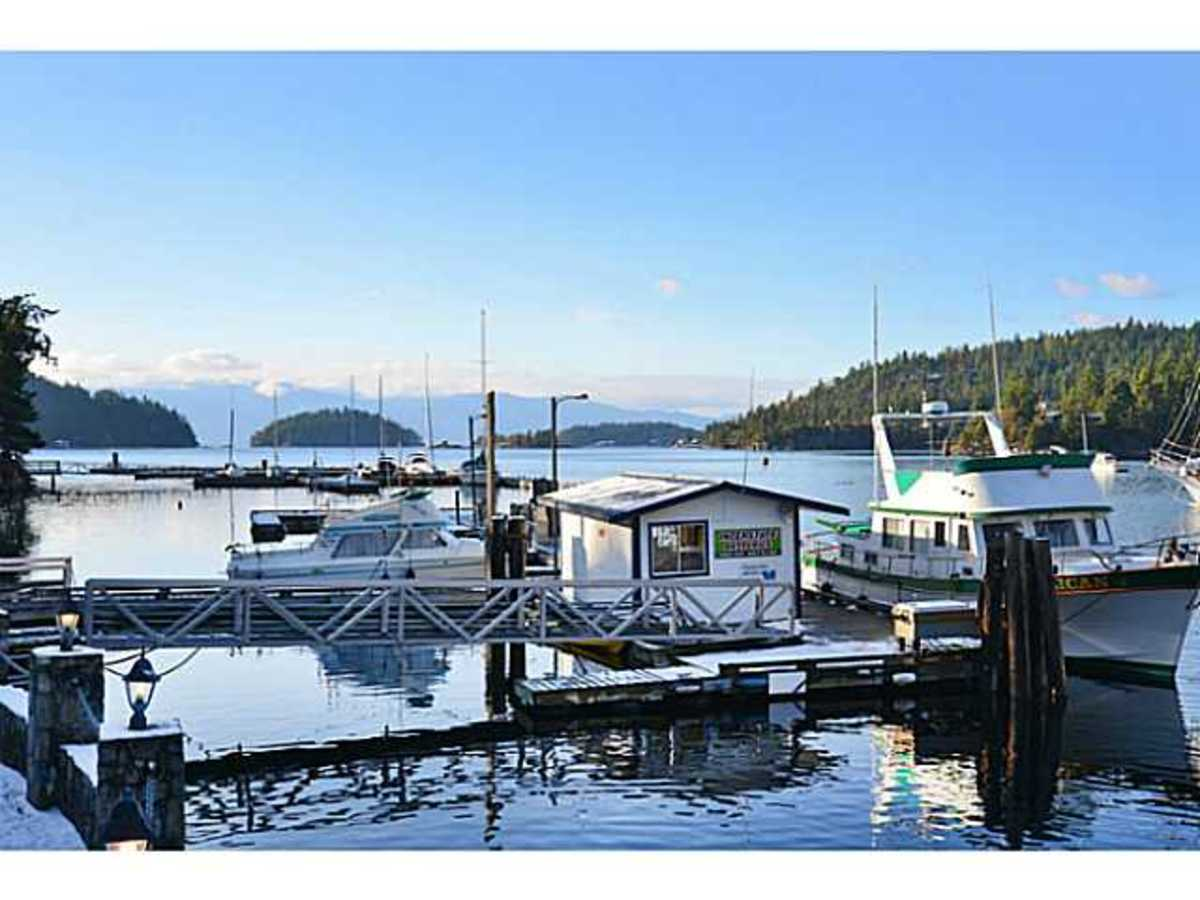 Fuel Dock at 4907 Pool Road, Pender Harbour Egmont, Sunshine Coast