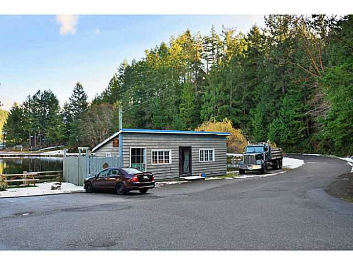 Office at 4907 Pool Road, Pender Harbour Egmont, Sunshine Coast