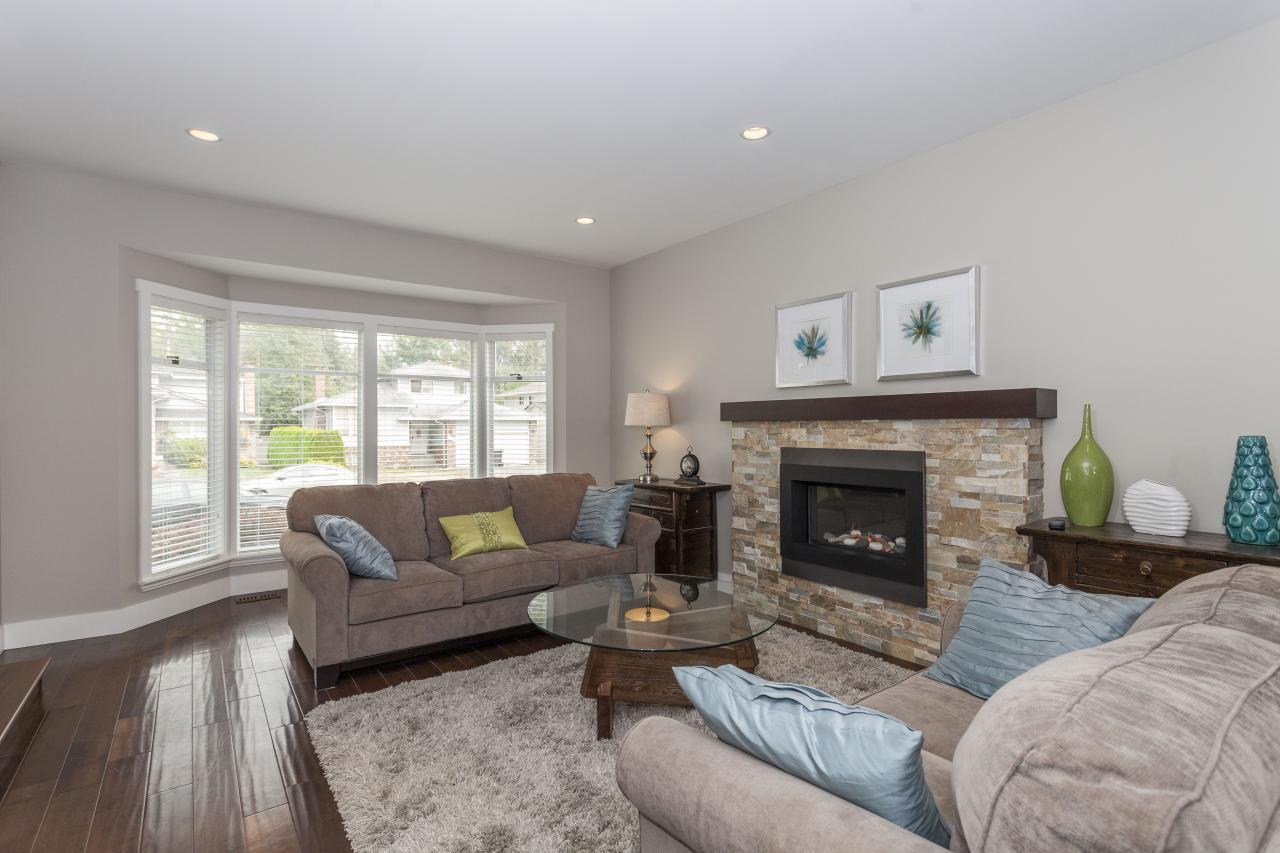 Living Room at 3961 Pimlico Place, Oxford Heights, Port Coquitlam