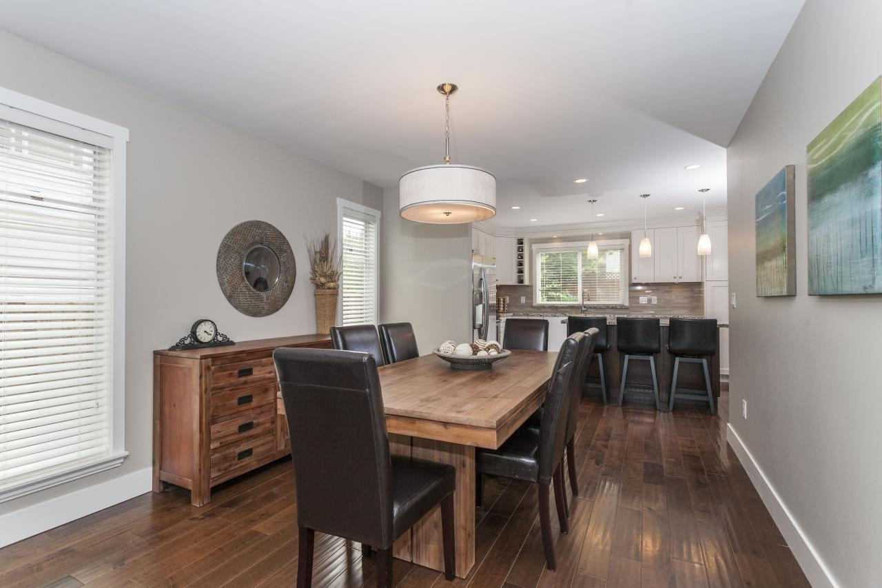 Dining Room at 3961 Pimlico Place, Oxford Heights, Port Coquitlam
