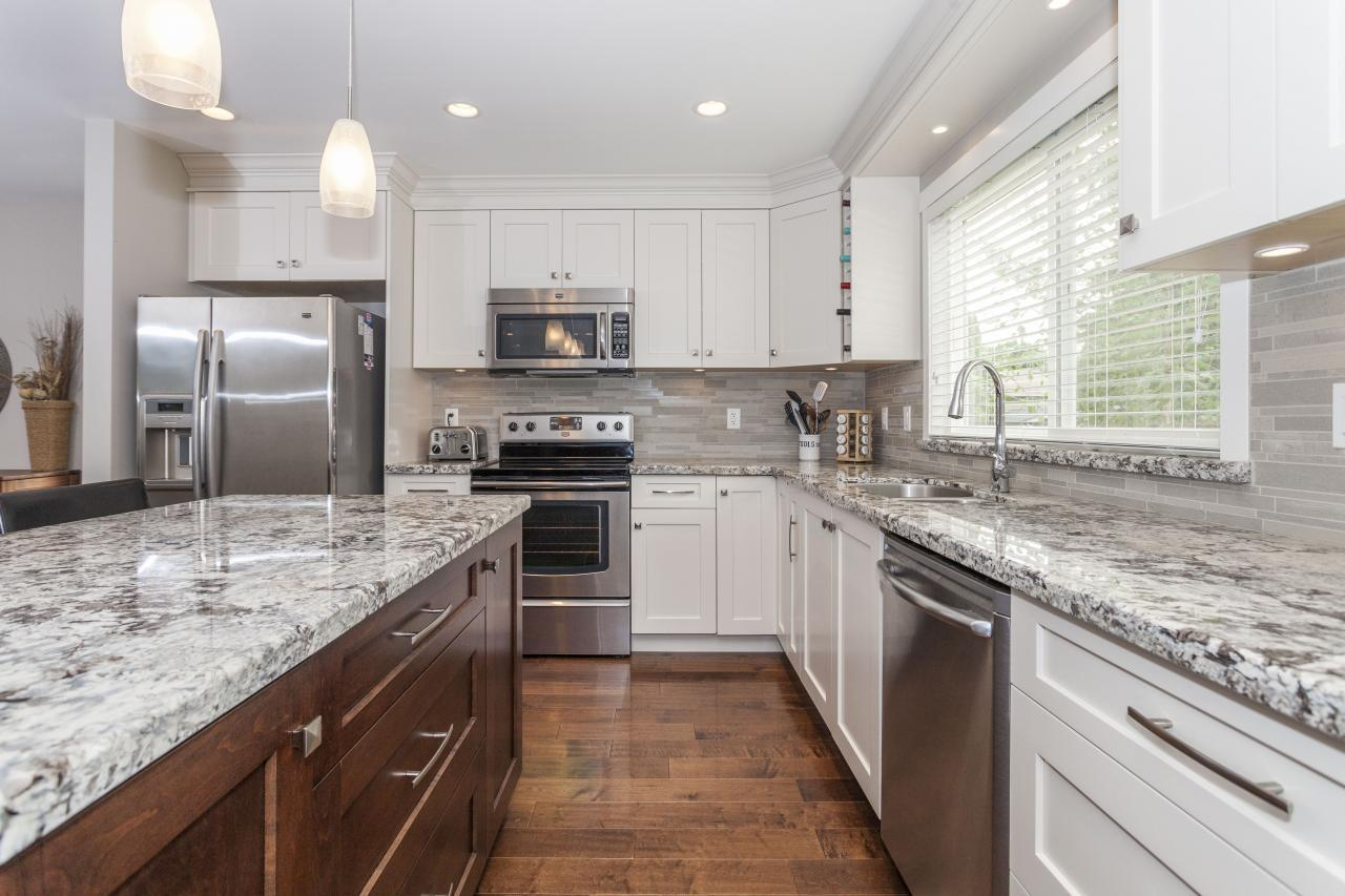 Kitchen at 3961 Pimlico Place, Oxford Heights, Port Coquitlam